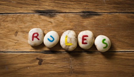 Before I Get Started –  A Few Ground Rules