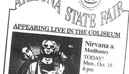 I Saw Nirvana Live
