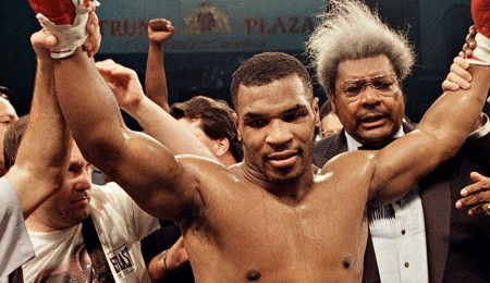 Mike Tyson Upstaged Me