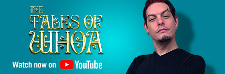 The Tales of Whoa on YouTube