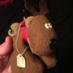 This is how I know it was December 1998. Glen & Kelsey gave me a reindeer before I left