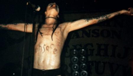 Seeing Marilyn Manson in a Small Club