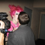 there's K, accosting Jeffree Star with his mouth