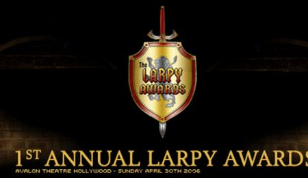 The First (and only) LARPY Awards (Part 1)